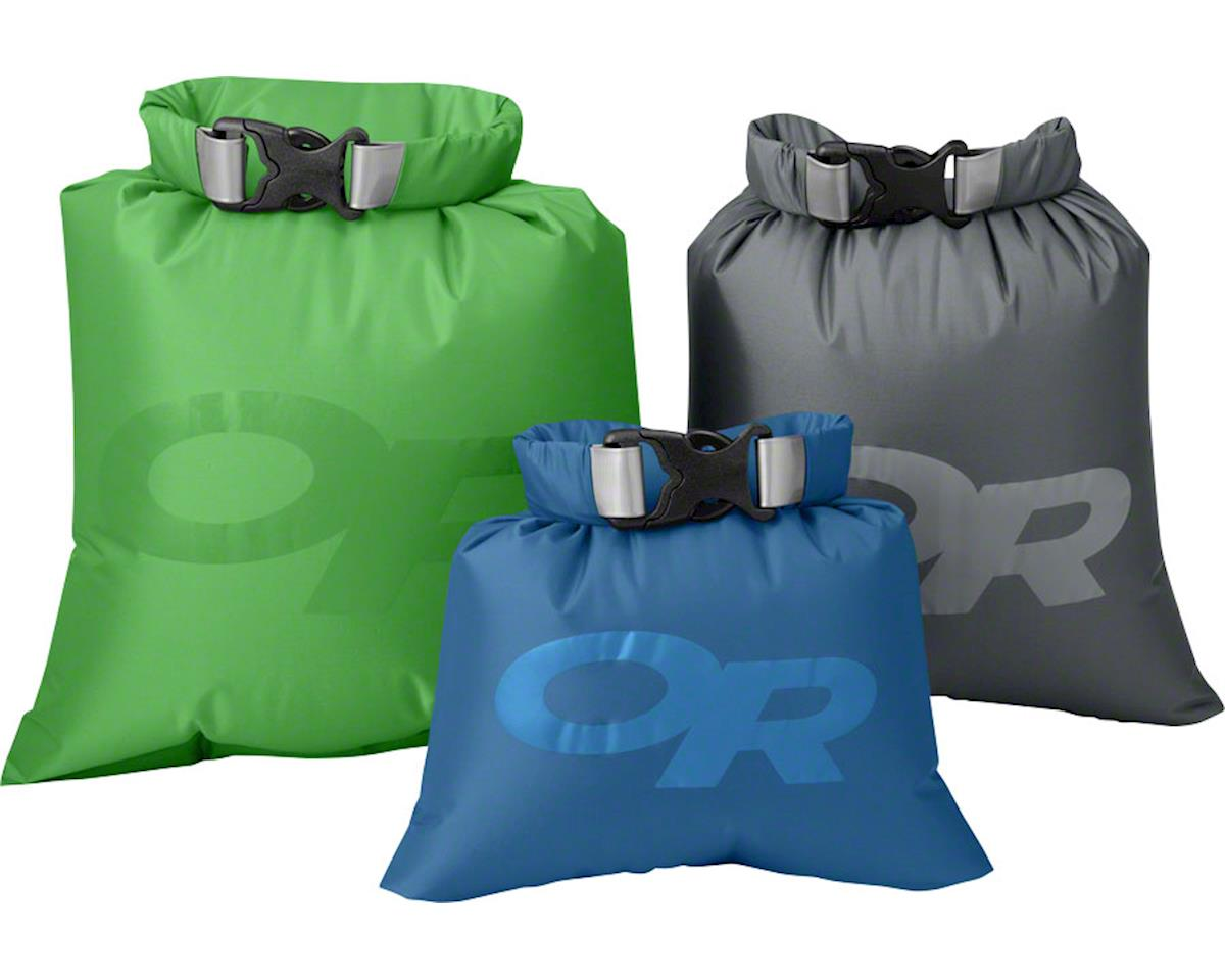 Outdoor Research Dry Ditty Sack Set (Assorted Colors) (2, 2.5, & 3L)