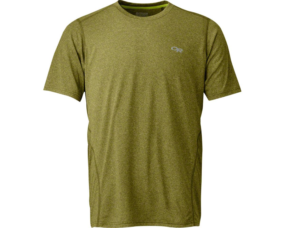 Outdoor Research Ignitor Men's Short Sleeve T-Shirt: Hops, SM