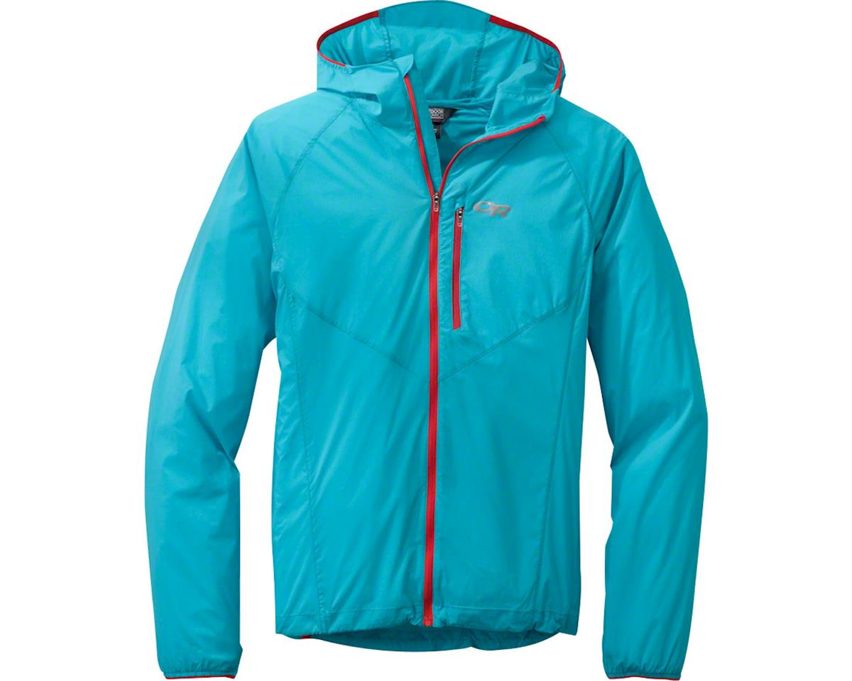 Outdoor Research Tantrum Men's Hooded Jacket: Baltic, XL