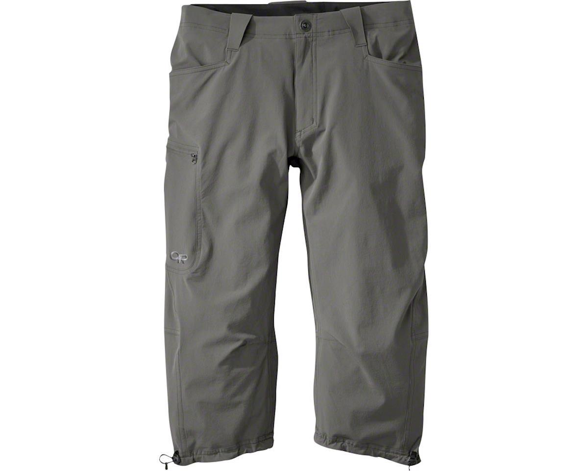 Ferrosi Men's 3/4 Pants (Pewter Gray)