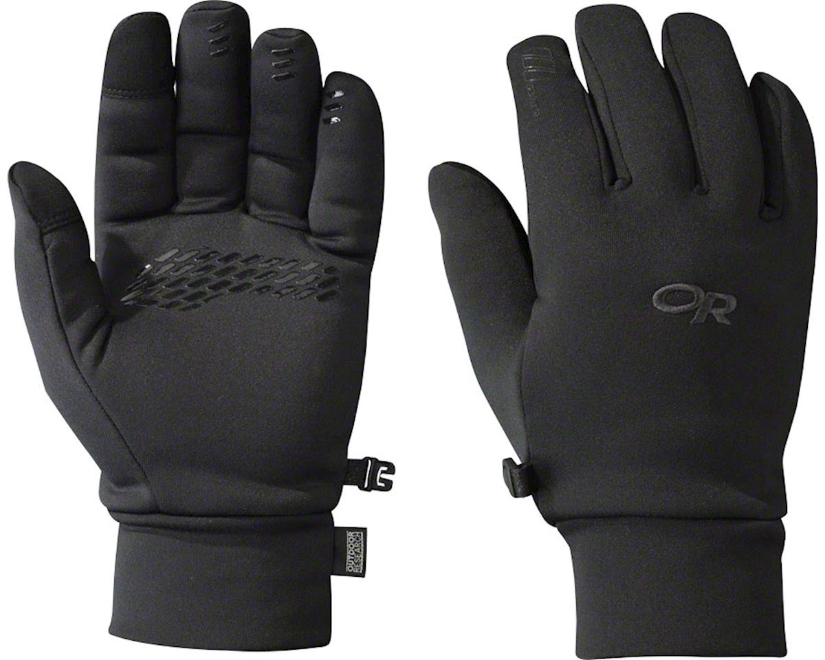 Outdoor Research PL400  Sensor Gloves: Black, XL
