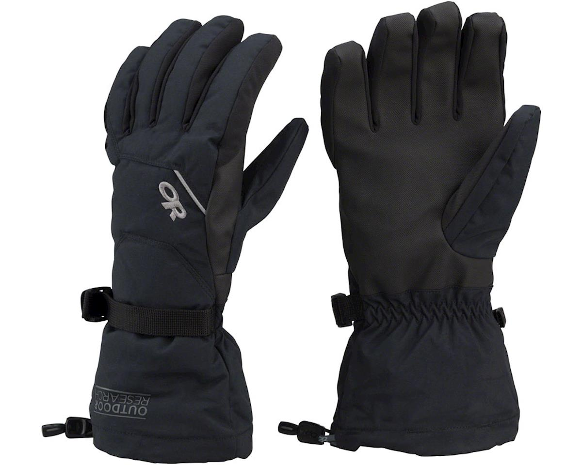 Outdoor Research Adrenaline Women's Gloves (Black)