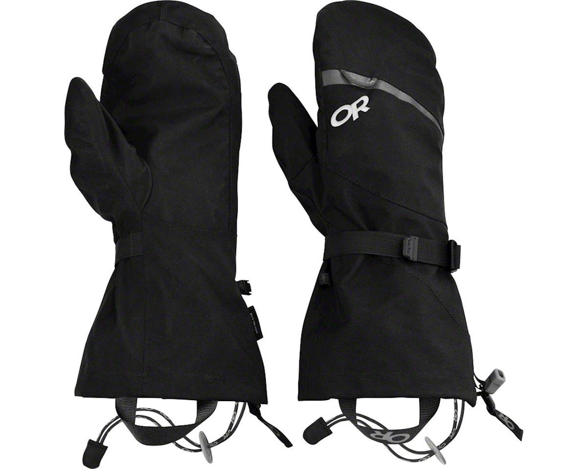 Outdoor Research Mt. Baker Modular Mitts (Black) (XL)
