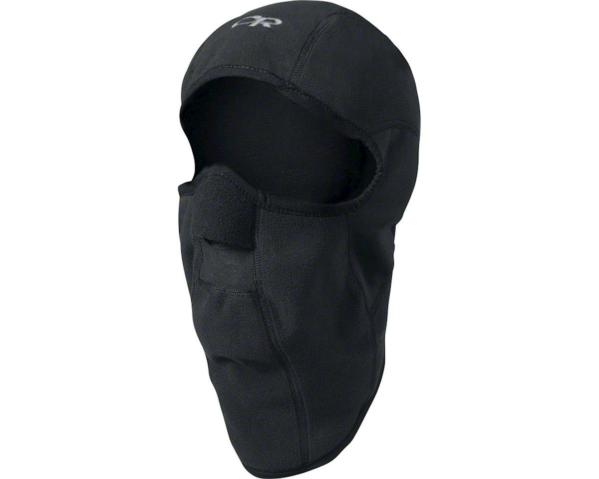 Outdoor Research Sonic Balaclava (Black) (L)