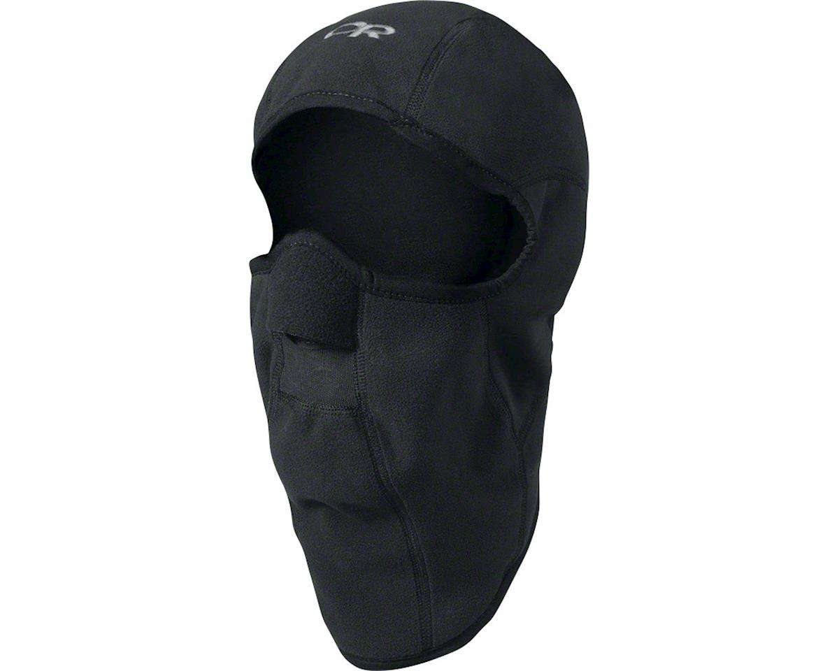 Outdoor Research Sonic Balaclava (Black) (M)