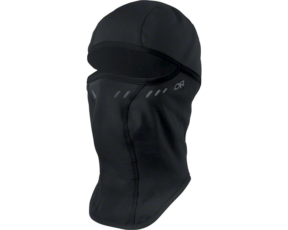 Outdoor Research Ninjaclava Balaclava: Black, L/XL