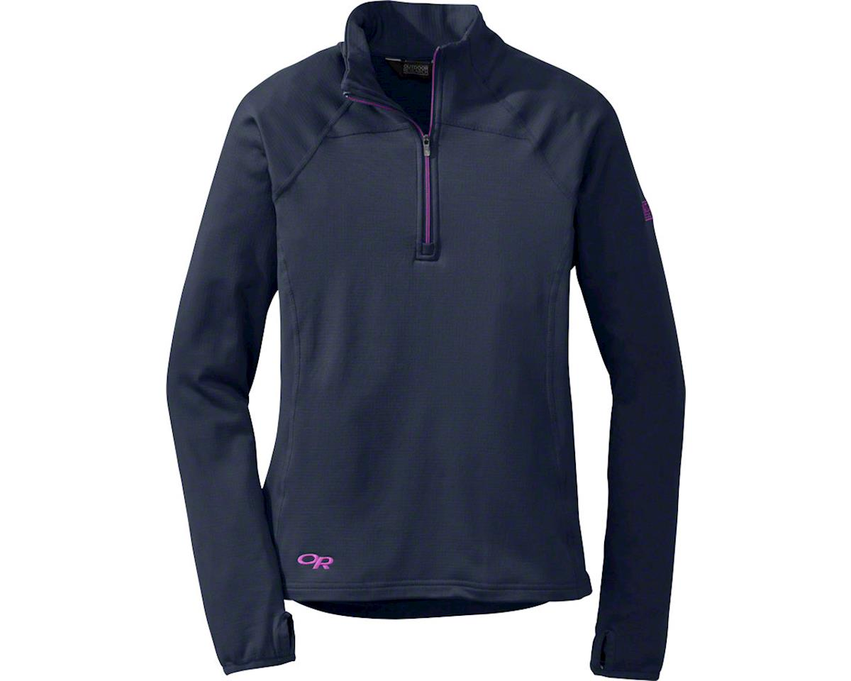 Outdoor Research Radiant LT Zip Women's Top (Night)