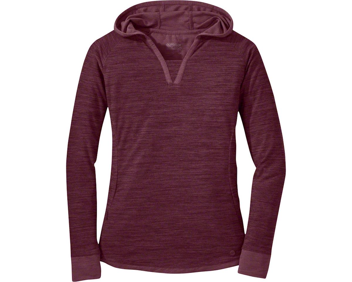 Outdoor Research Zenga Hoody Women's Shirt, Pinot, SM
