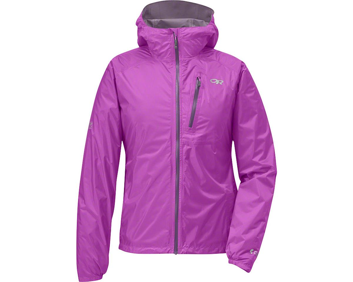 Outdoor Research Helium II Women's Jacket: Pewter, LG
