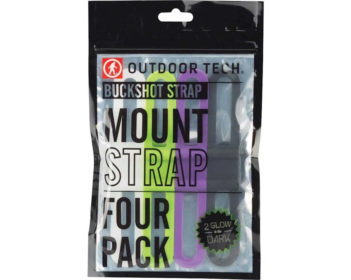 Outdoor Tech Buckshot Strap: 4 Pack
