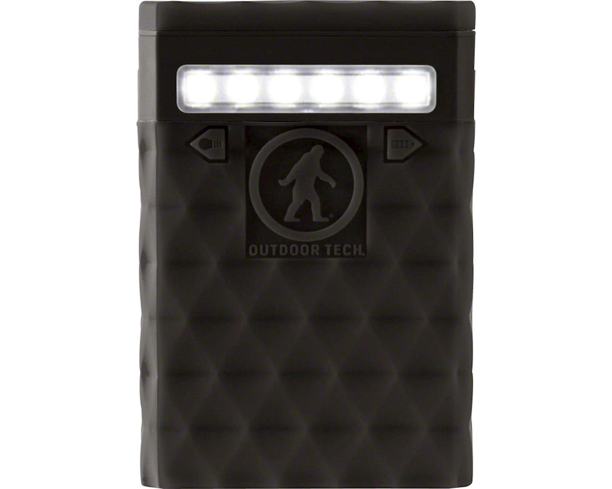 Outdoor Tech Kodiak Plus 2.0 USB Power Bank 10000 Milli Amp (w/ LED Light strip)