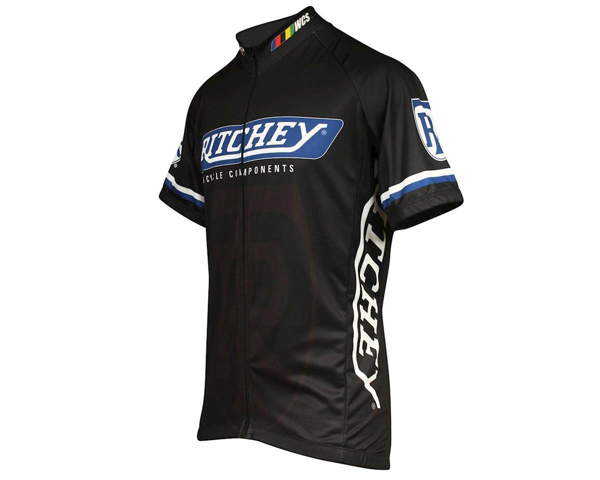 Pace Sportswear Ritchey WCS Cycling Jersey (Black) (S)