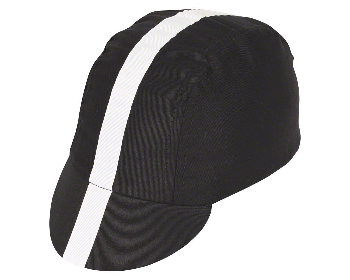 Pace Sportswear Classic Cycling Cap (Pink w/ Pink Tape) (XL)
