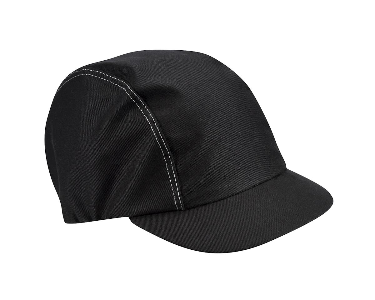 Image 1 for Pace Sport Slim Cap (Black-Stitch) (One Size Fits All)