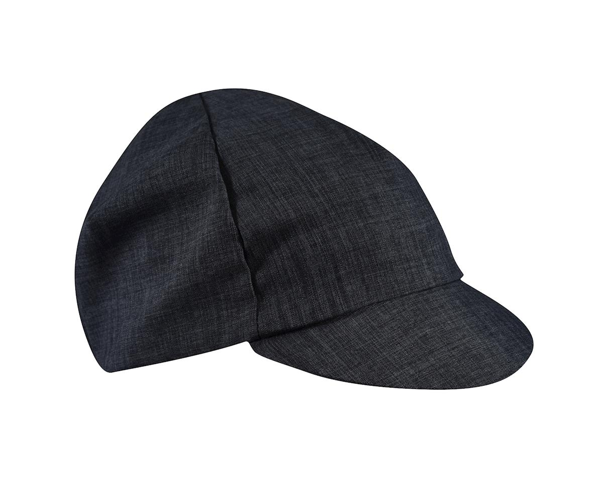 Pace Crosshatch Cap (Charcoal) (One Size Fits All)