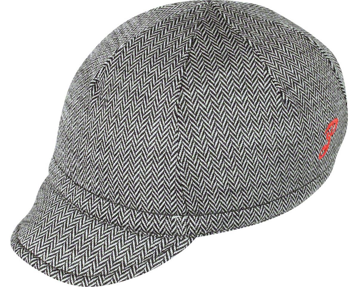 Pace Sportswear Merino Wool Cap (Mini Herringbone)