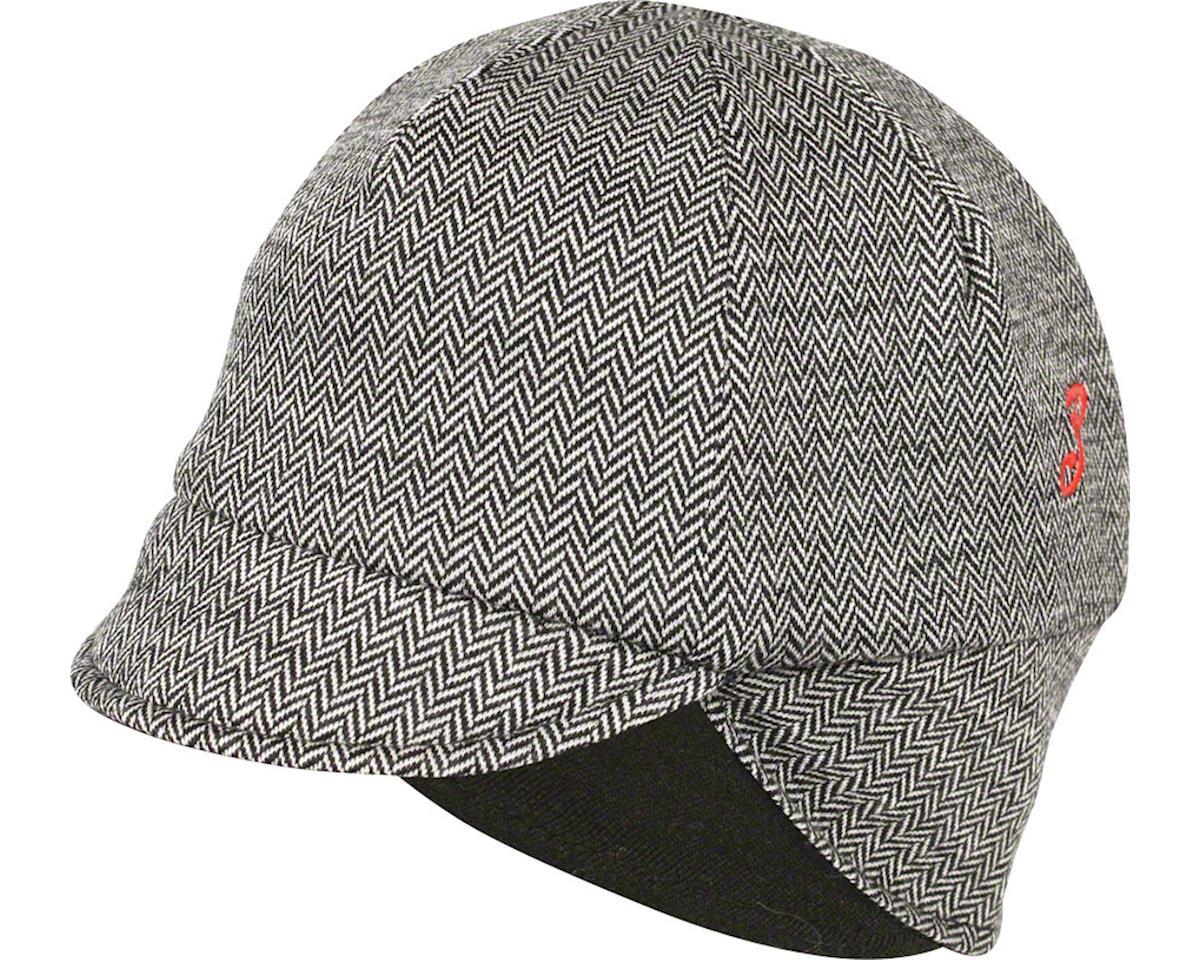 Pace Sportswear Reversible Merino Wool Cap (Mini Herringbone)