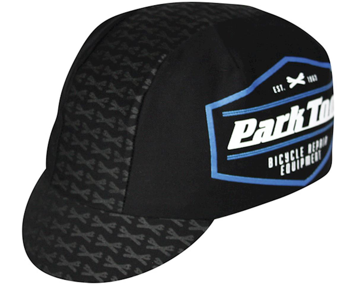 Pace Sportswear Park Tool Cycling Cap: Black