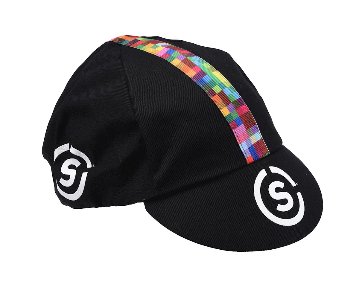Pace Skratch Labs Cap (Print/Black) (One Size Fits All)