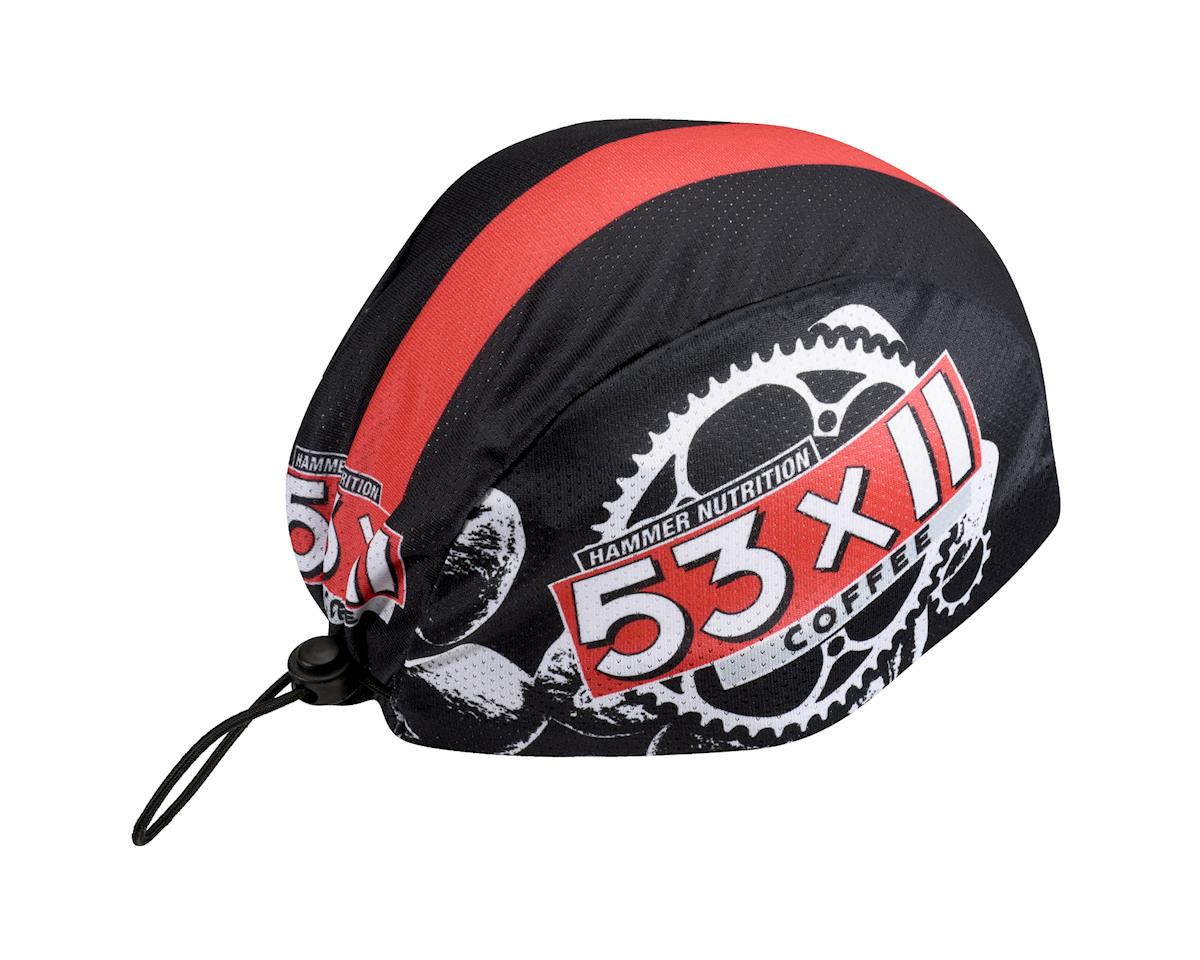 Image 2 for Pace 53x11 Coffee CoolMax Helmet Liner