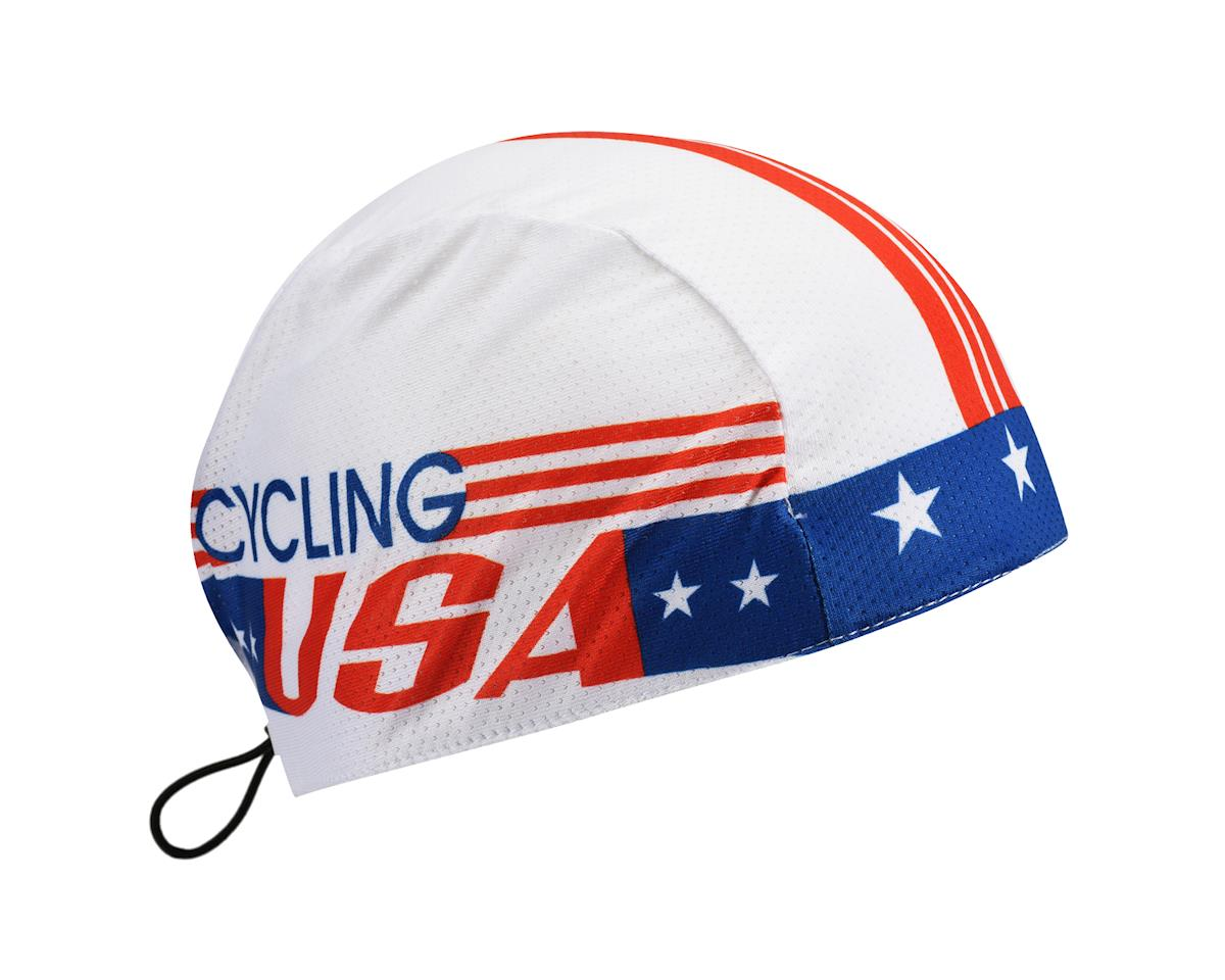 Image 2 for Pace Cycling USA CoolMax Helmet Liner