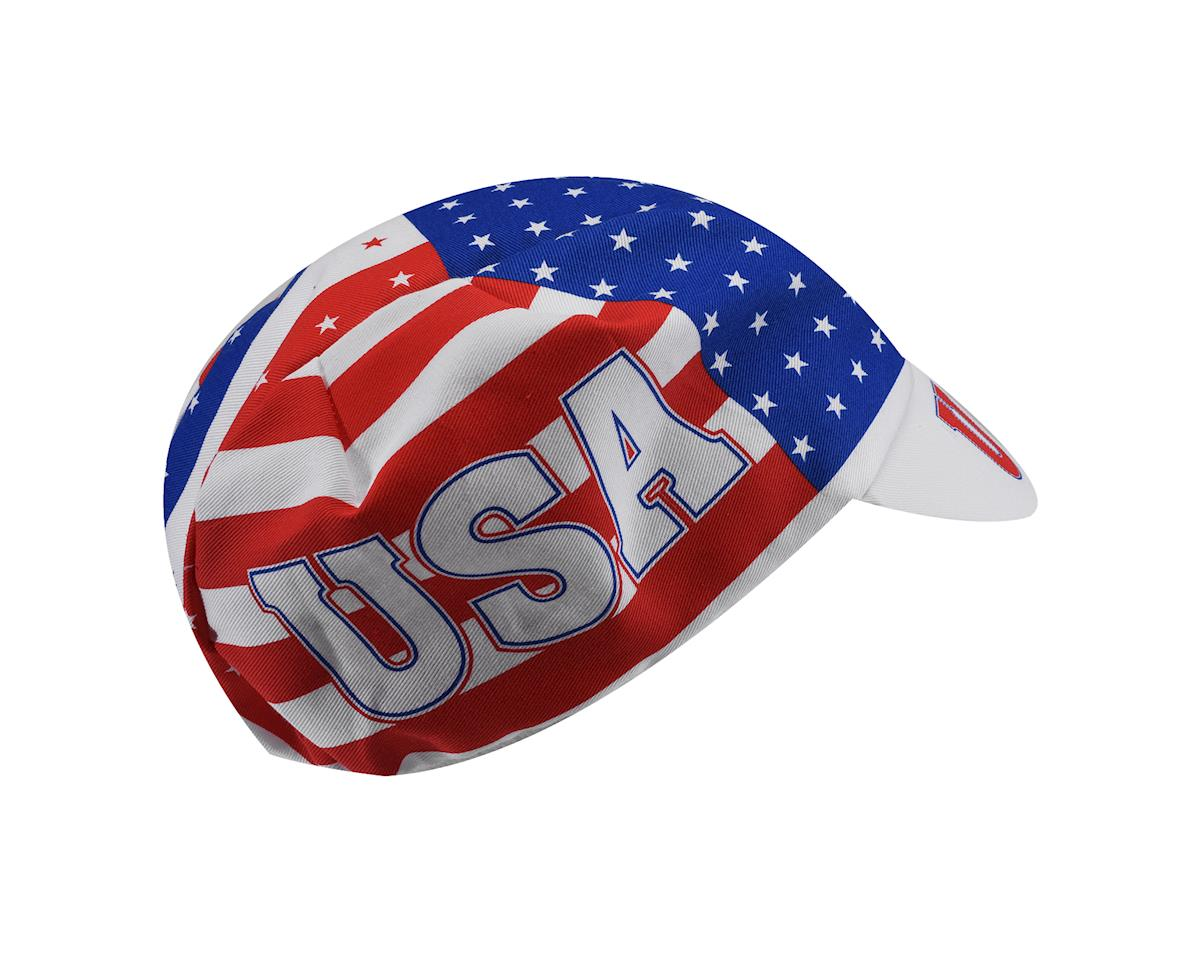 Image 1 for Pace Retro USA 80s Cap