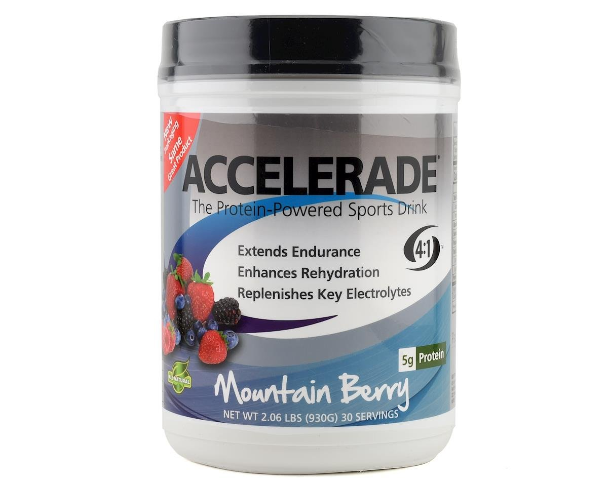 Pacific Health Labs Accelerade (Mountain Berry) (32.9oz)