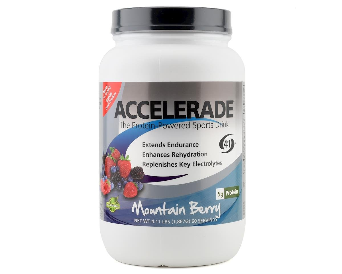 Pacific Health Labs Accelerade (Mountain Berry) (65.7oz)