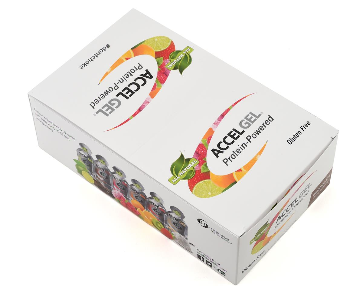Image 2 for Pacific Health Labs Accel Gel (Chocolate) (24 1.3oz Packets)