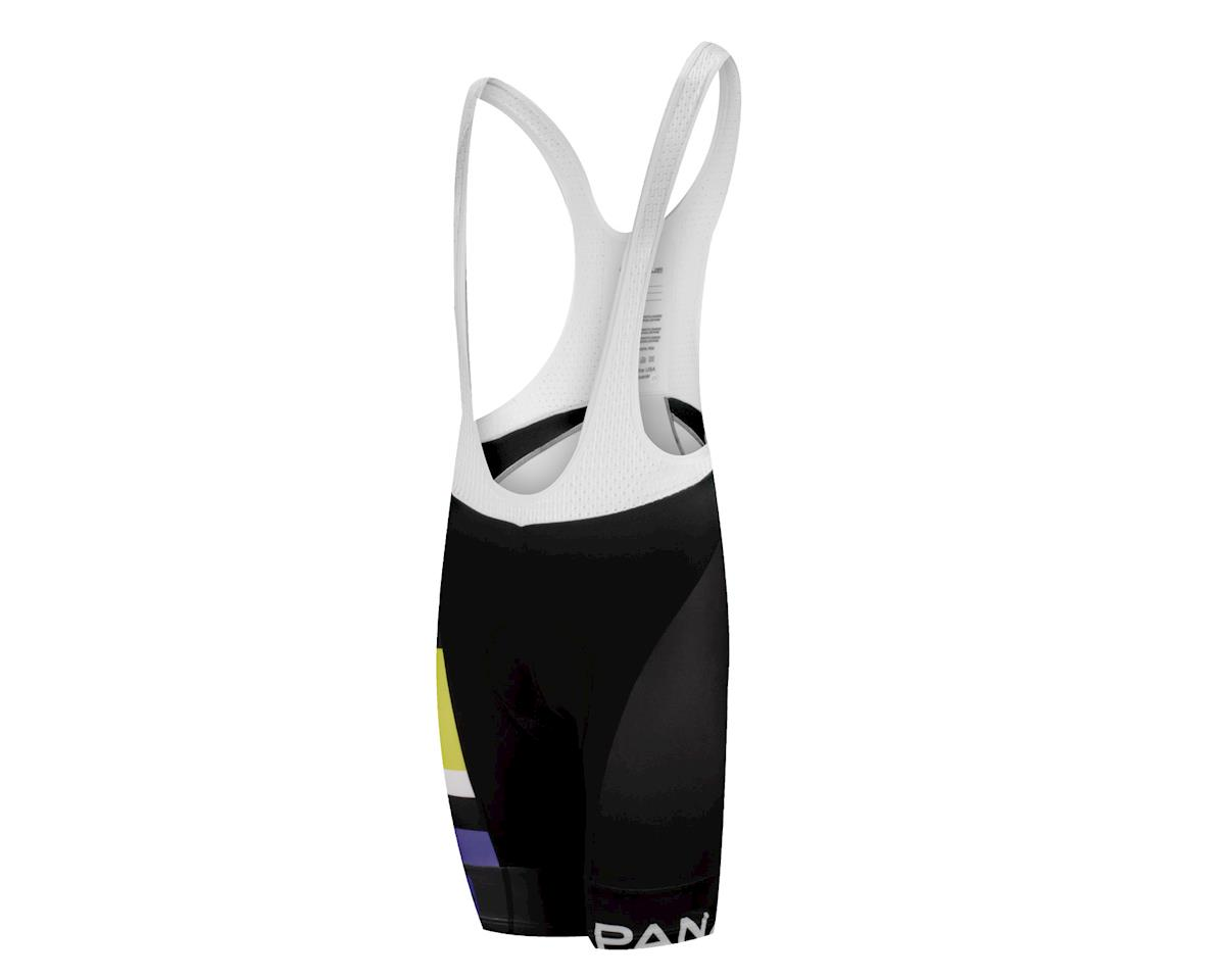 Panache Cyclewear Co Grand Prix Bib Shorts (Black/Purple)