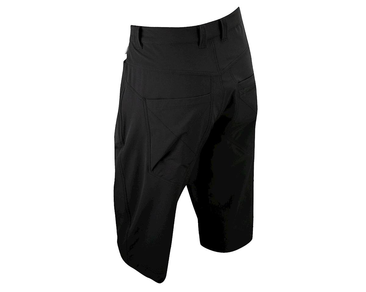 Panache Cyclewear Co Move Button-Fly Shorts (Black)