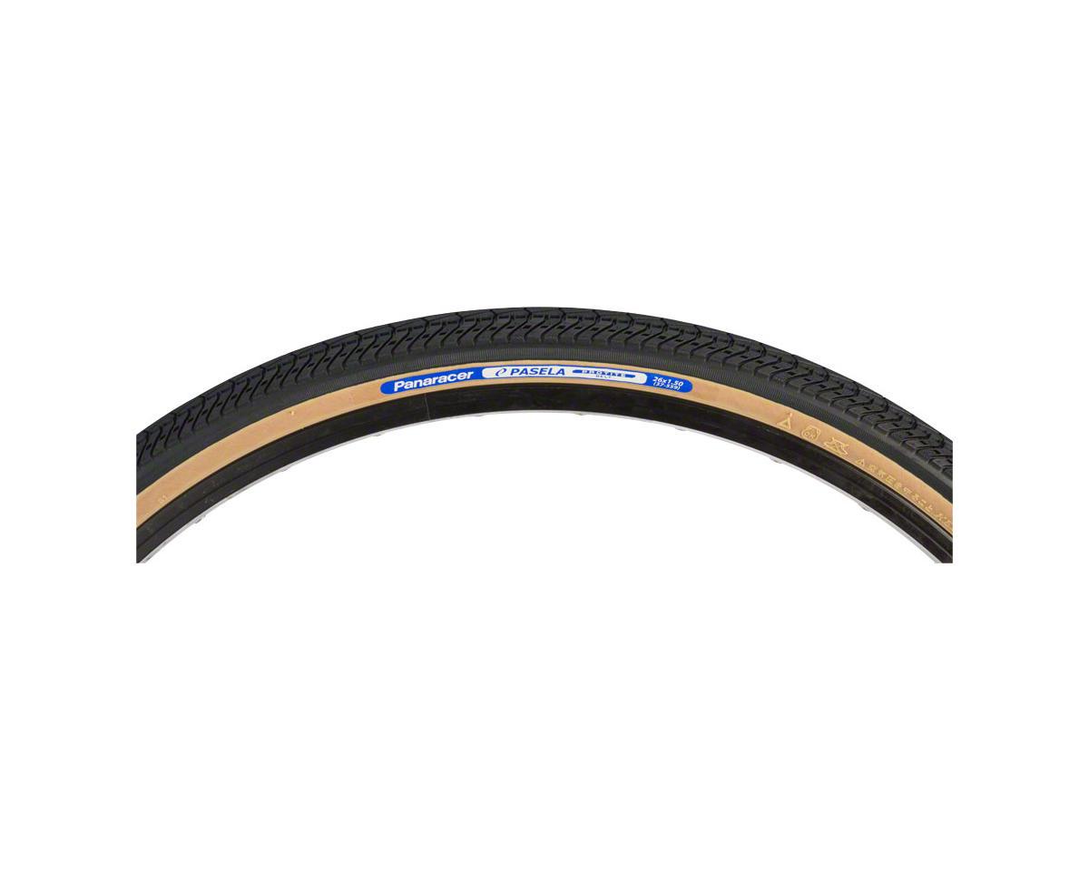 Panaracer Pasela ProTite Tire - 26 x 1.5, Clincher, Steel, Black/Tan, 60tpi