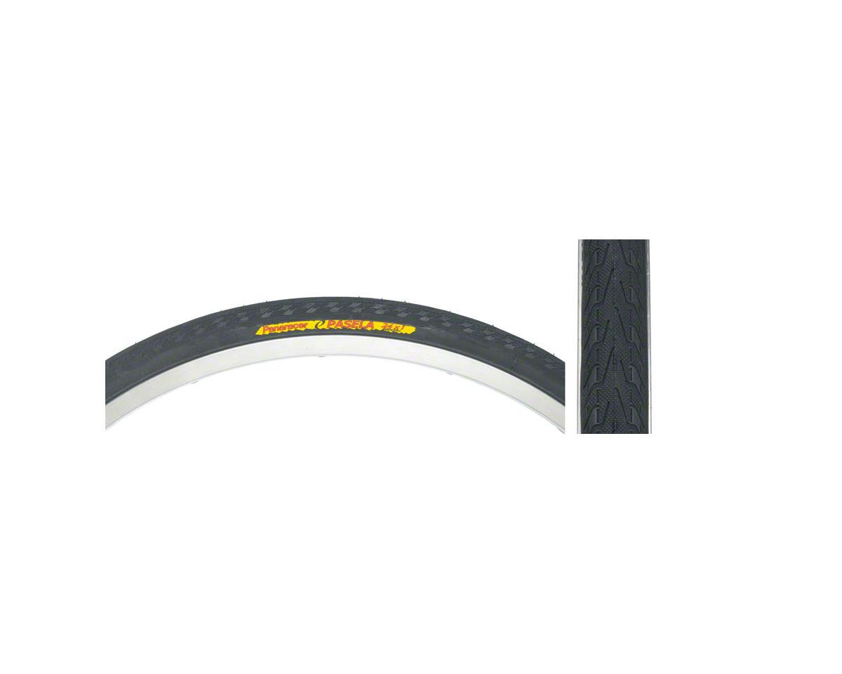 "Pasela 24x1"" Tire Steel Black/Black"