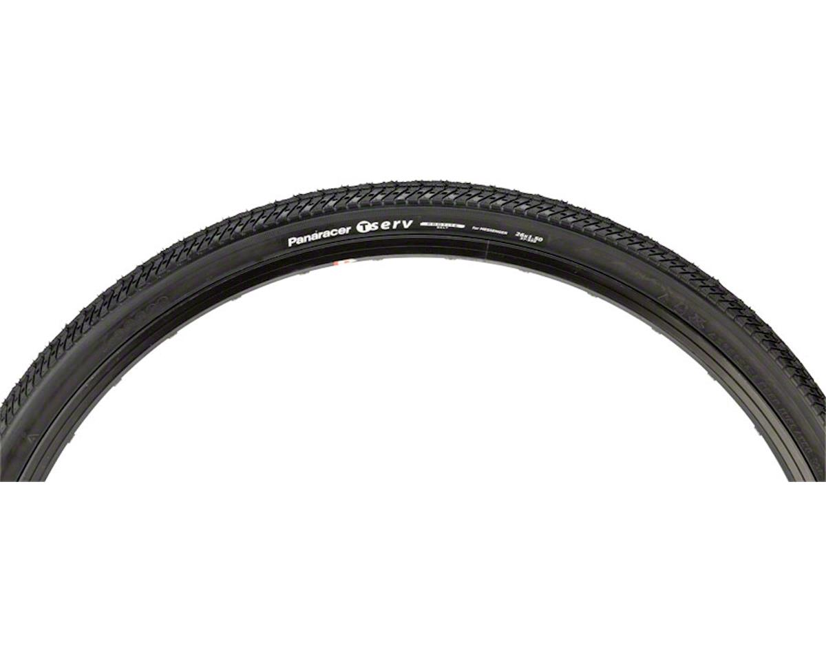 "T-Serv ProTite 26 x 1.75"" Tire Folding Bead Black/Black"