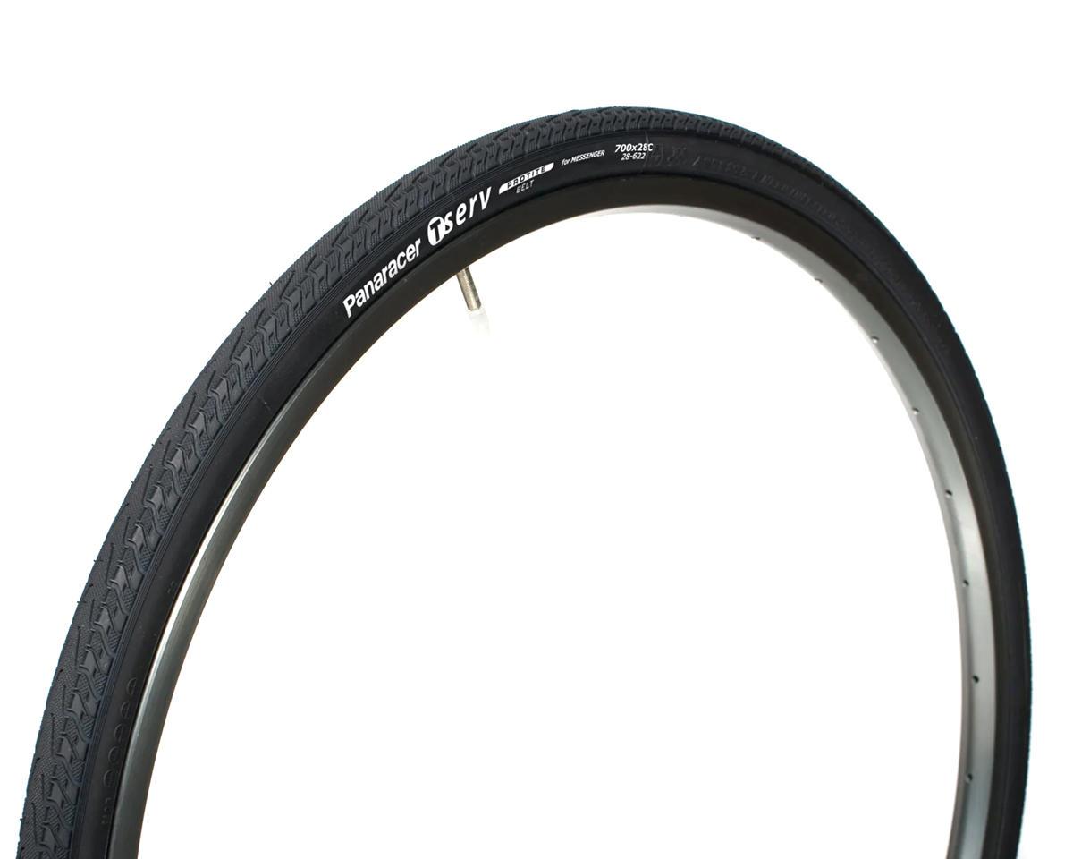 """T-Serv ProTite 26 x 1.25"""" Tire Folding Bead Black/Black"""