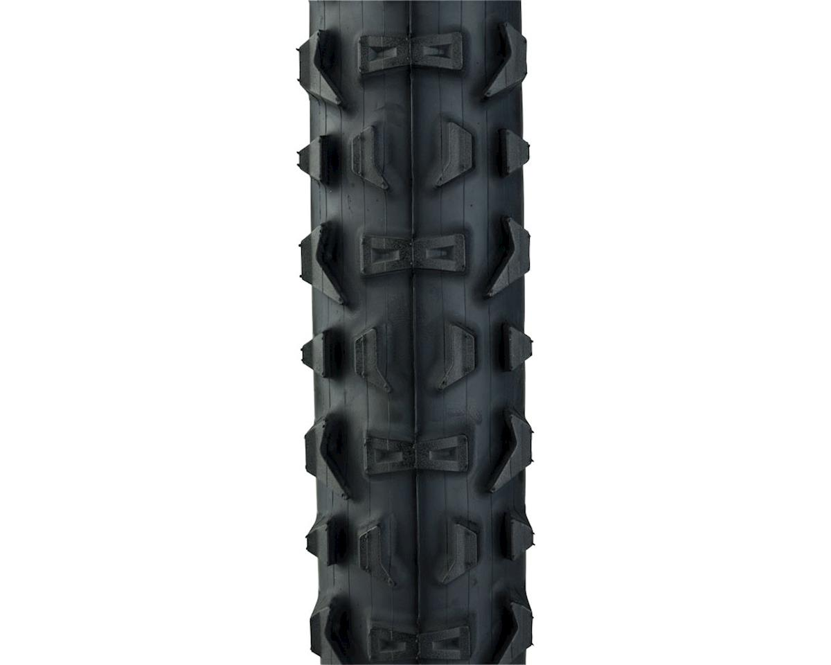 Panaracer Smoke 26x2.1 Tire Black Tread Tan Sidewall Folding Bead