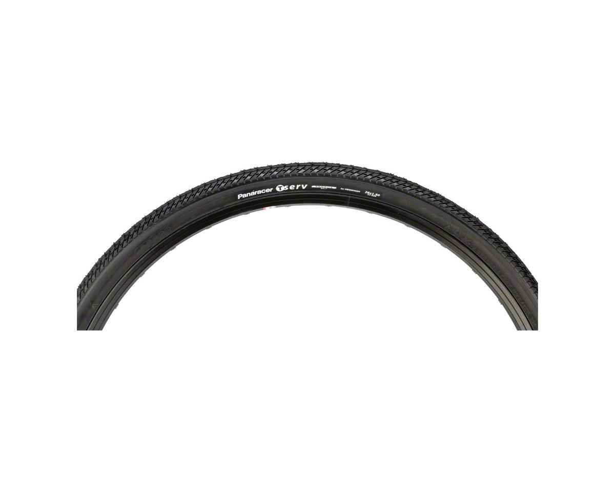 """Panaracer T-Serv ProTite 26 x 1.5"""" Tire Folding Bead Black/Black"""