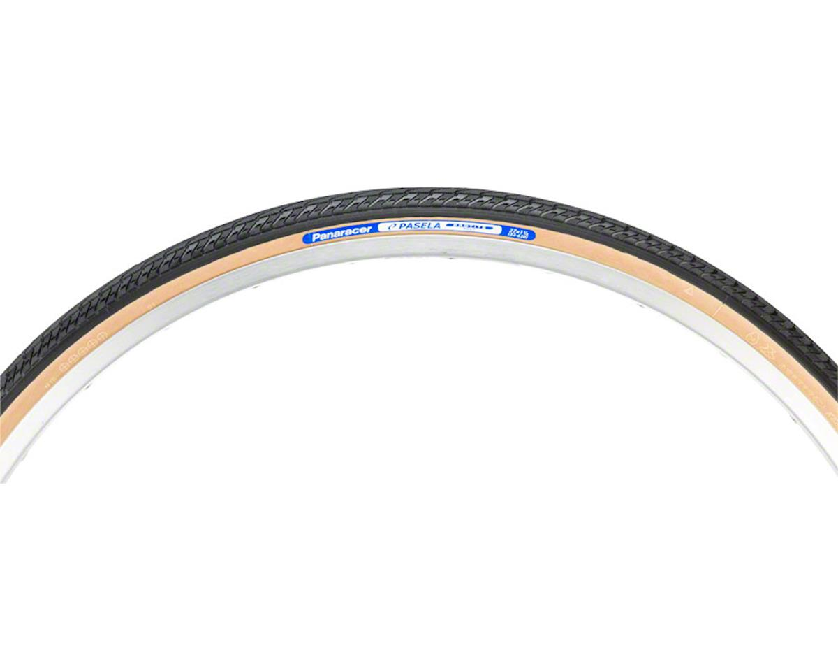 Panaracer Stradius Road Bike Tire Black//Red 700x23