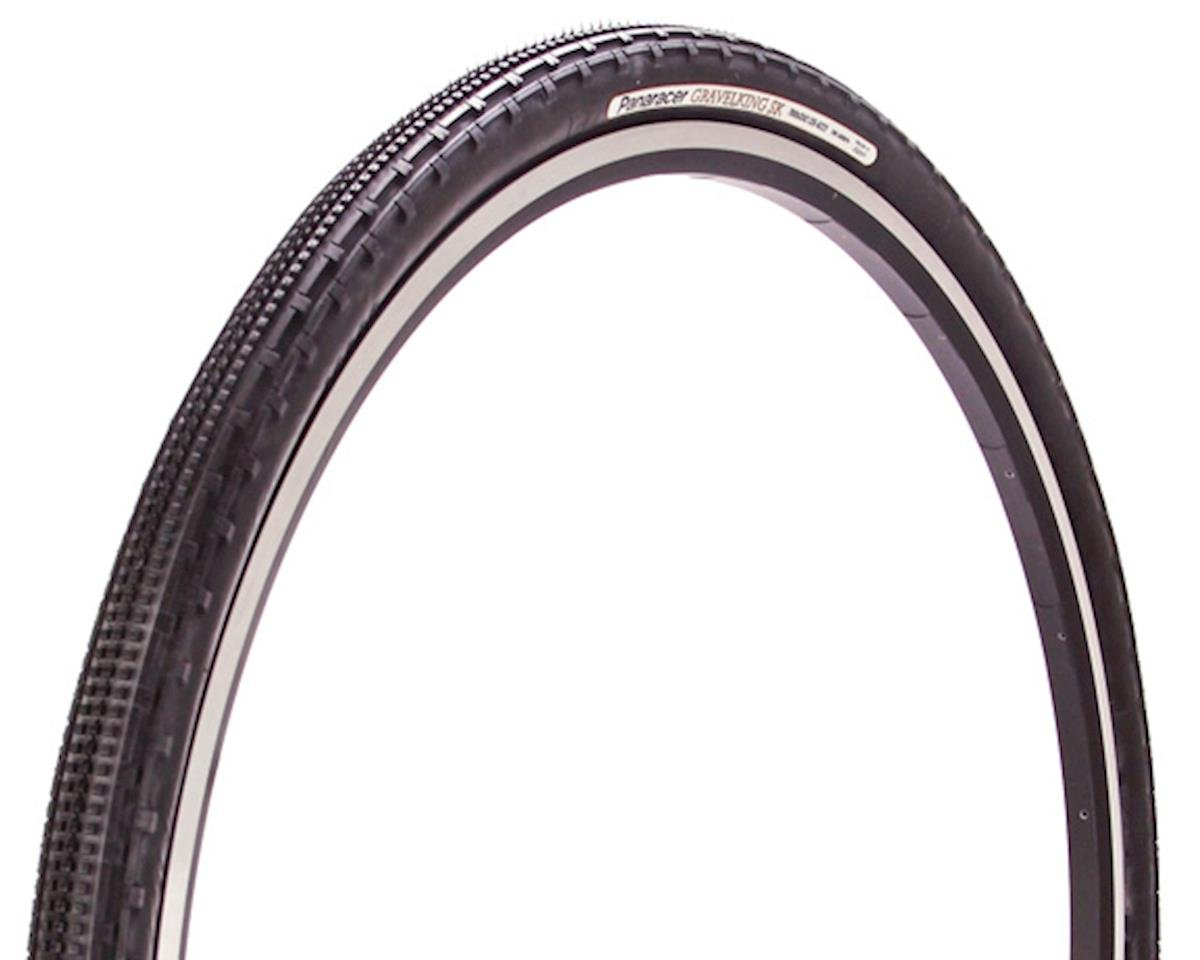 Panaracer Gravelking SK Tubeless Gravel Tire (Black/Black) (700 x 26)