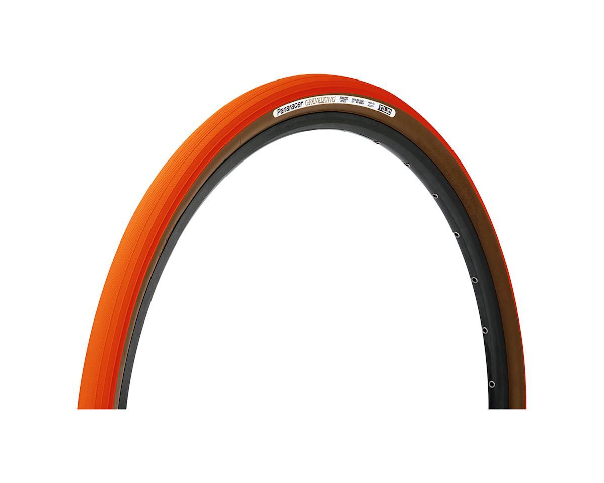 Panaracer Gravelking SK Tubeless Gravel Tire (Orange/Brown)