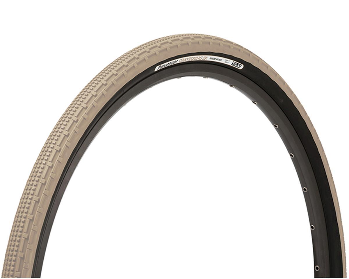 Panaracer Gravelking SK Tubeless Gravel Tire (Sand Stone/Black) (700 x 32)