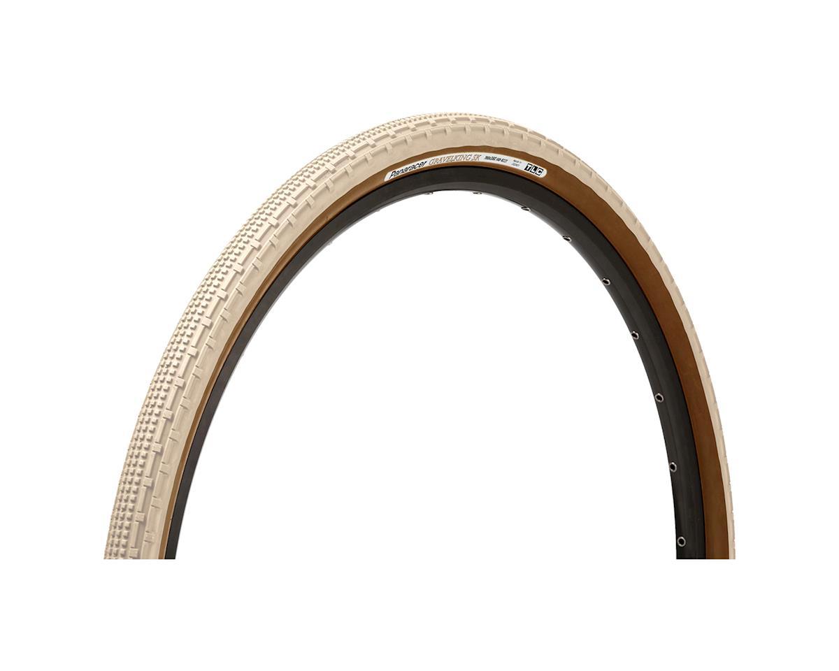 Panaracer Gravelking SK Tubeless Gravel Tire (Sand Stone/Brown) (700 x 32)