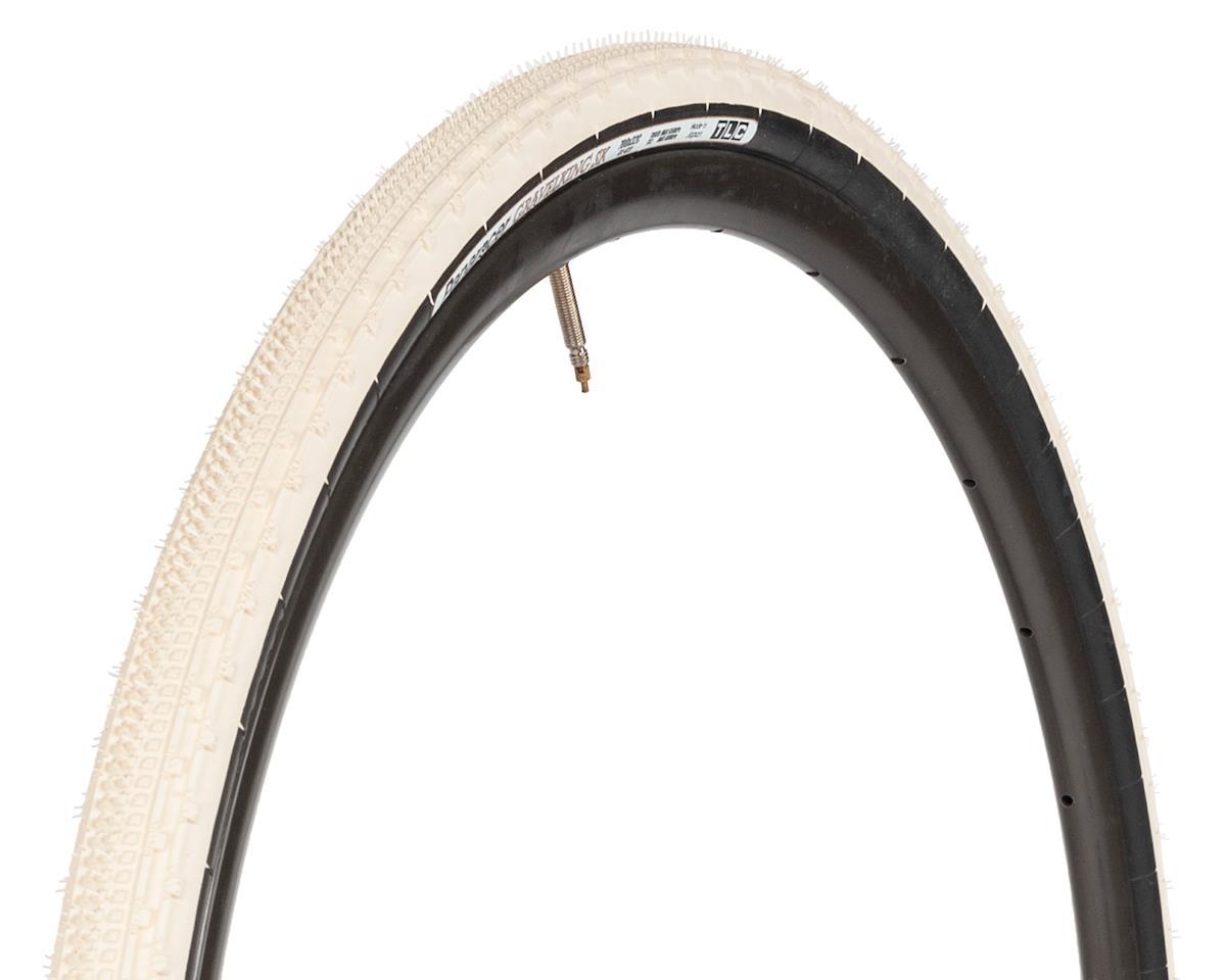 Panaracer Gravelking SK Tubeless Gravel Tire (Ivory White/Black) (700 x 32)