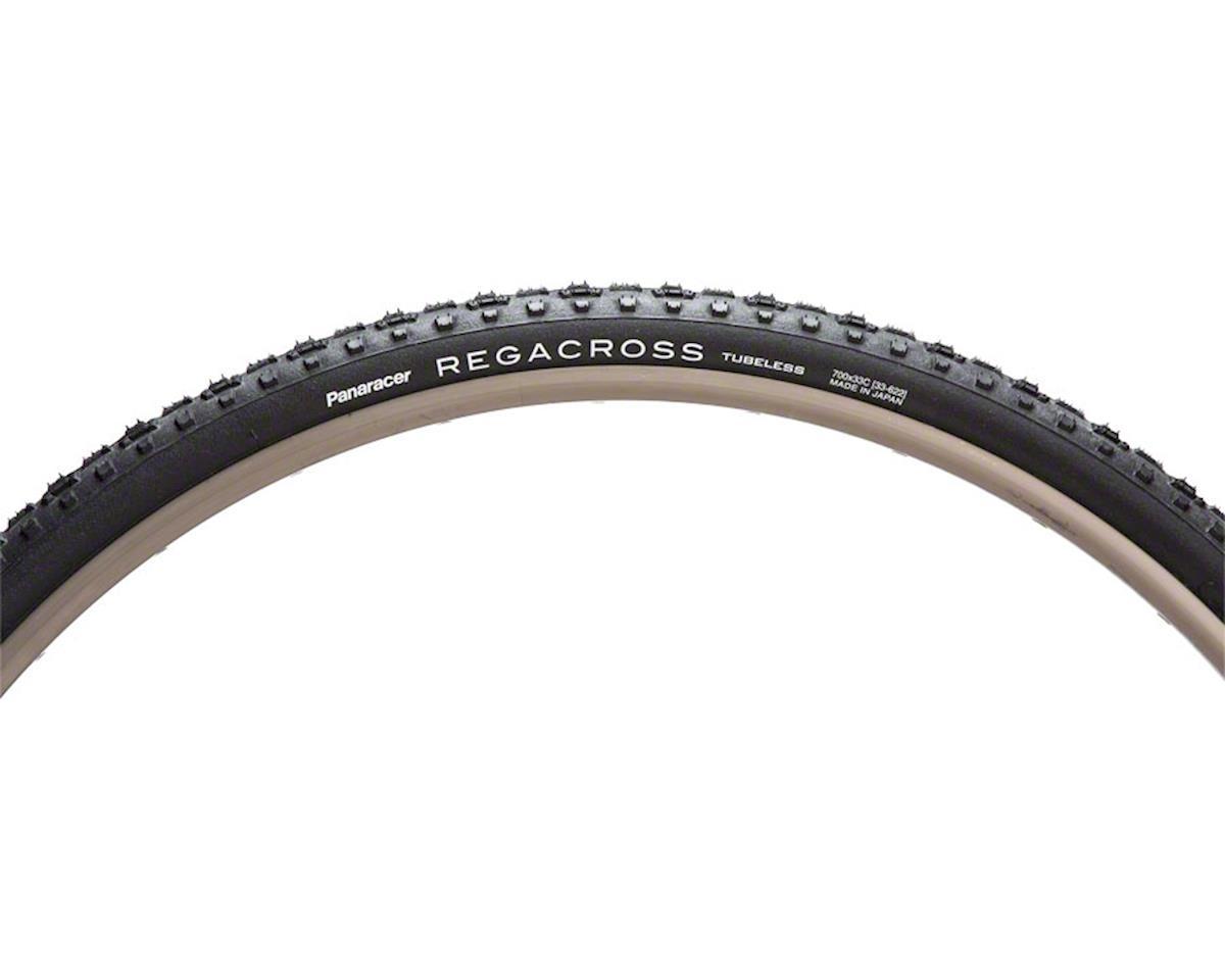 Panaracer RegaCross Tubeless Ready Tire (Black) (700 x 35)