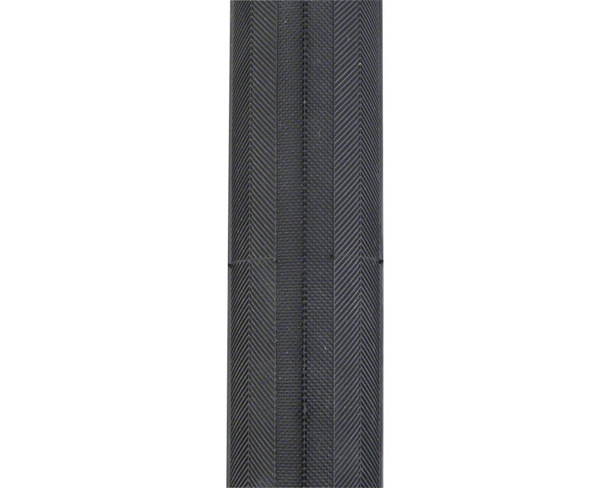 Panaracer Gravelking Tubeless Slick Tread Gravel Tire (Black/Black) (700 x 38)