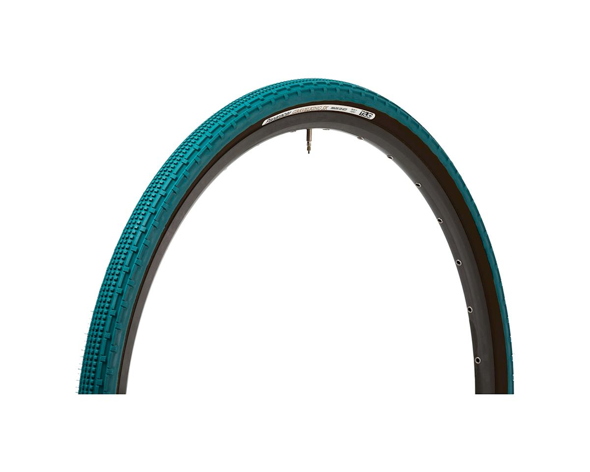 Panaracer Gravelking SK Tubeless Gravel Tire (Nile Blue/Black) (700 x 38)