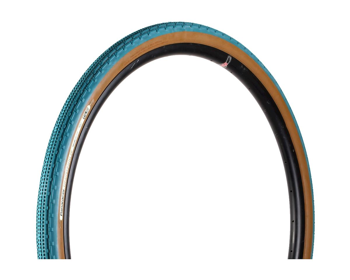 Panaracer Gravelking SK Tubeless Gravel Tire (Nile Blue/Brown) (700 x 38)