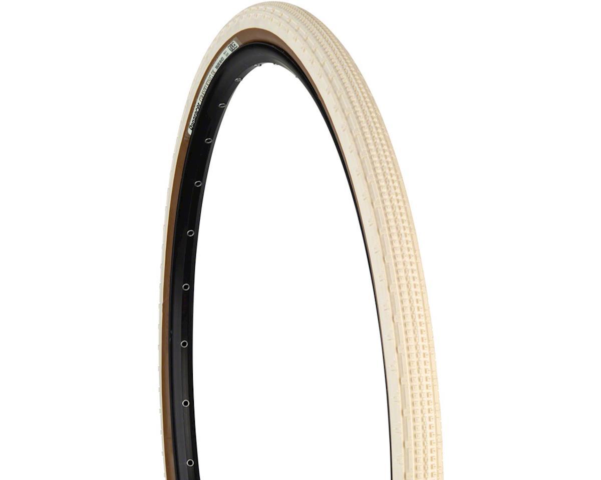 Image 2 for Panaracer Gravelking SK Tubeless Gravel Tire (Ivory White/Brown) (700 x 38)