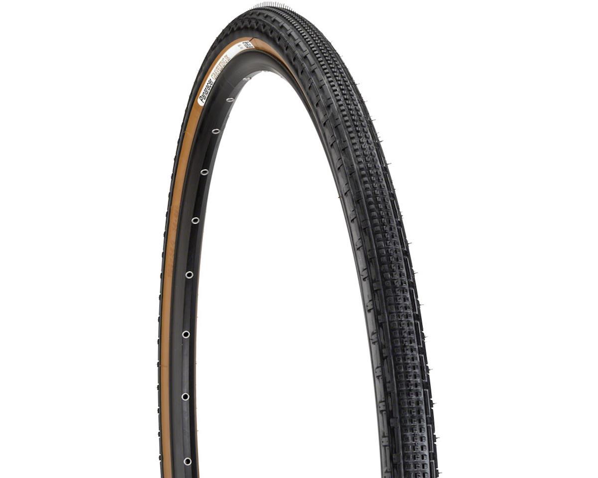 Panaracer Gravelking SK Tubeless Gravel Tire (Black/Brown) (700 x 43)