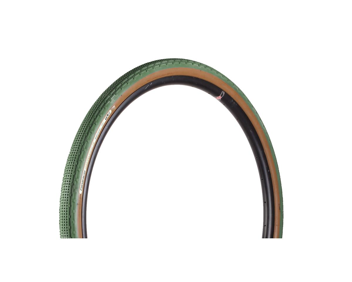 Panaracer Gravelking SK Tubeless Gravel Tire (Military Green/Brown) (700 x 43)